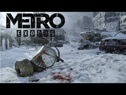 Metro Exodus - 4K60 FPS PC Gaming |