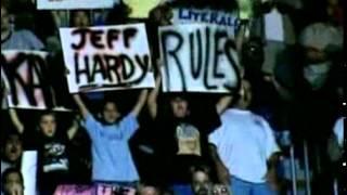 Jeff Hardy WWE Desire - Rooftops