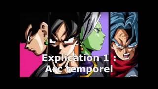 [Theorie/Explication/Prédiction] Arc temporel : Zamasu et Sangoku ! Dragon ball Super Episode 53