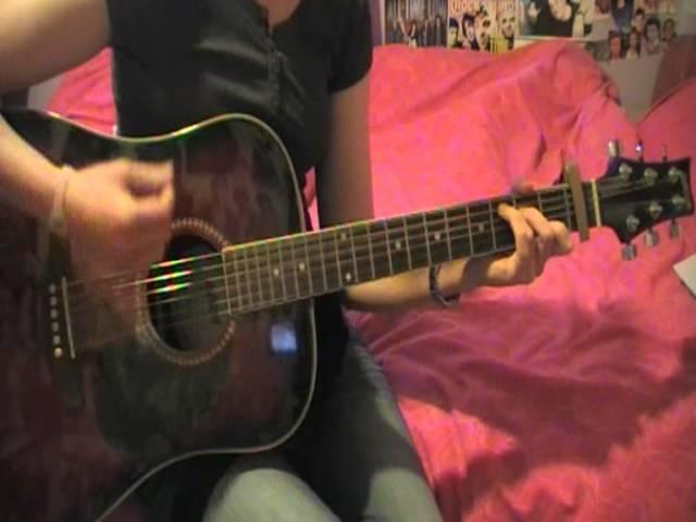 Justin Bieber Boyfriend Guitar Cover Chords Chordify