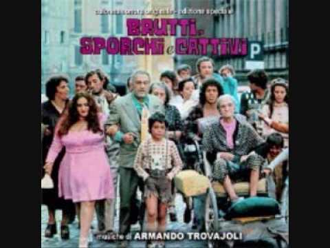 Armando Trovajoli- Brutti sporchi e cattivi