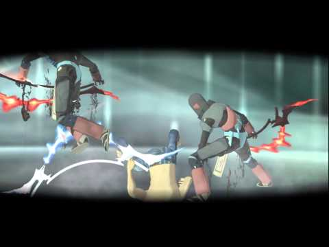 El Shaddai: Ascension of the Metatron Xbox 360 Gameplay HD 720p Demo