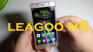 Leagoo M5 gold Smartphone Android 6.0 5'' MTK6580 Quad Core 2GB+16GB Dual Sim GPS Fingerprint 3G(, 2016-09-30T20:55:52.000Z)