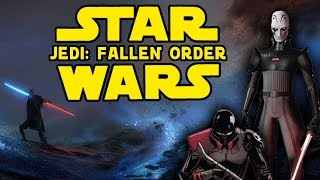 JEDI: FALLEN ORDER - Discussion /w SW Explained (Which Padawan? Expectations, Etc) Star Wars