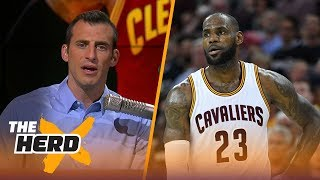 LeBron James should put the blame on himself for Cavaliers