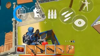 Rocket Royale - Airdrops Filled With LEGENDARY LOOT!! (9 kills) | New Update Gameplay 2020