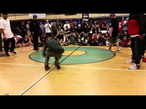 Flipside Disorders vs. Full Clip - 3v3 SEMI - Deuces Wild/Freestyle Session 2014