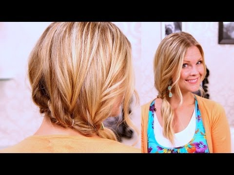 Easy Braids Video Tutorials On How To Cheat At Braiding Hair Stylecaster