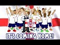 ⚽️IT'S COMING HOME!⚽️ (England World Cup Semi-Final 2018)