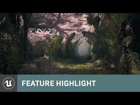 Paragon Feature Examples: Foliage & Parallax Occlusion Mapping | Feature Highlight | Unreal Engine