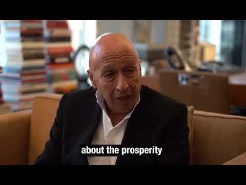 Allan Zeman, Chairman Of Lan Kwai Fong Holdings, Talks About The 70th Anniversary Of PRC