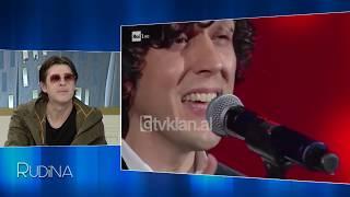 Rudina - Sanermo 2018 dhe fenomeni Ermal Meta! (12 shkurt 2018)