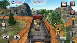 Off Road Truck Hill Climb Muddy Driver | Street Vehicles & Truck for Kids Game Play
