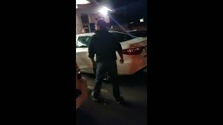 Fight at Smokers Paradise In Redding Ca