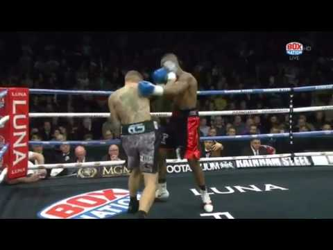Lee Markham&39;s English title defence highlights against Andrew Robinson 251116