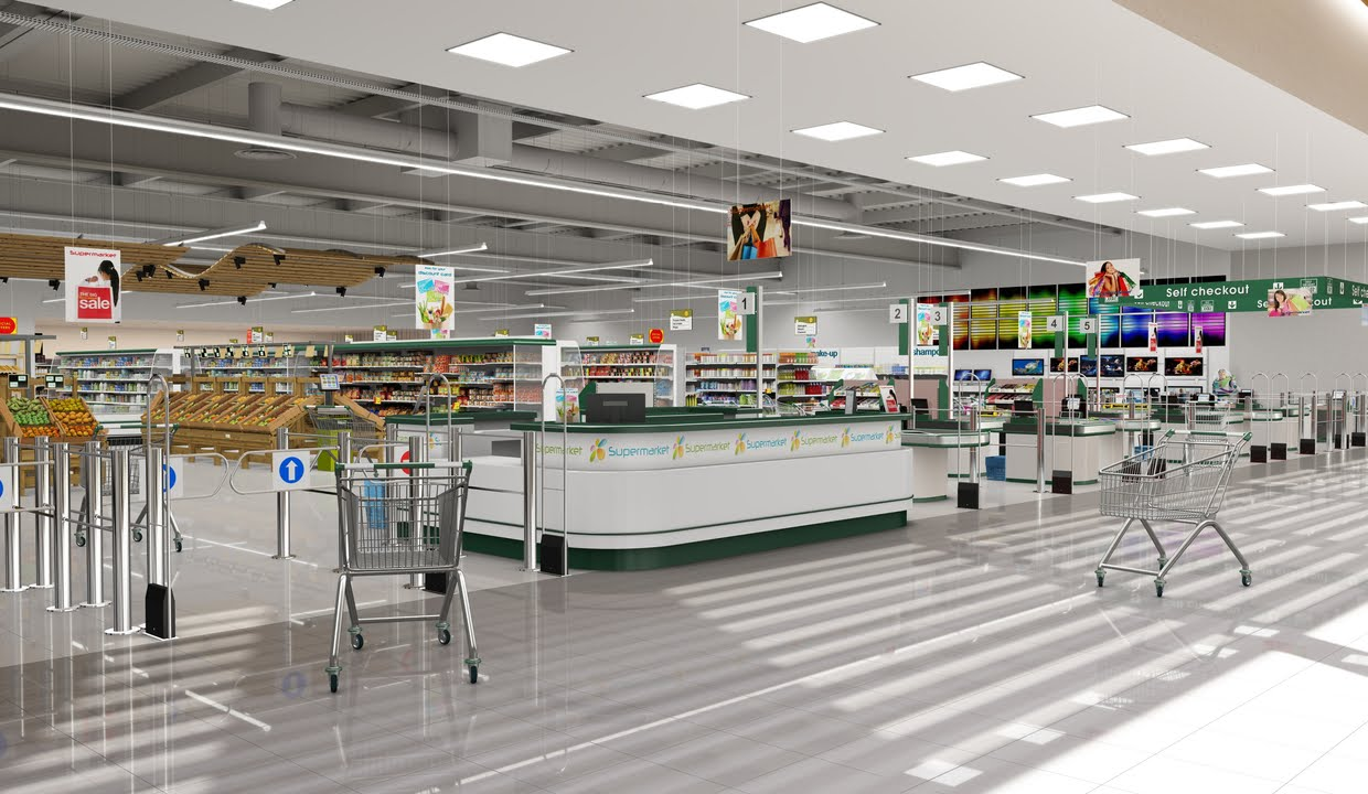 Store Visualizer 14 Supermarket Demo Youtube
