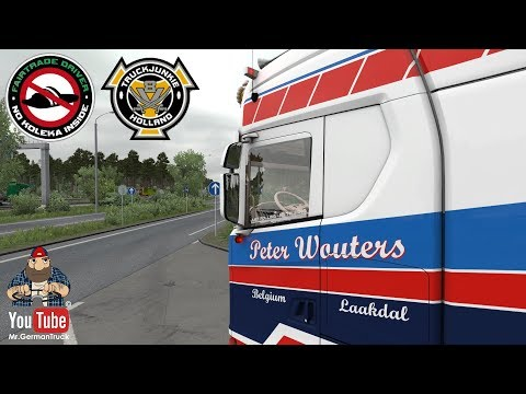 [ETS2 v1.32] Scania Next Gen & Owned Trailer *PWT Thermo Stessens*