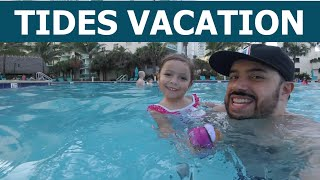 Our Hollywood Fl Tides Vacation