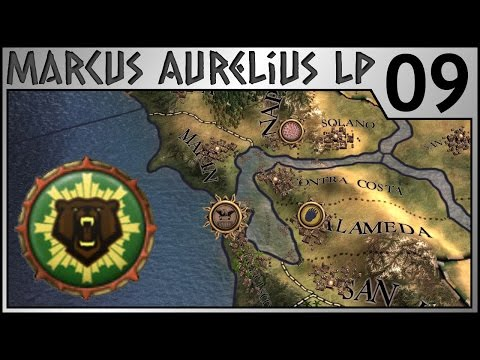 CK2: After the End - Gran Francisco - Ep. 09 (The Fall of Walter)