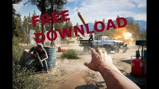 HOW TO DOWNLOAD FAR CRY 5 PC [CPY]