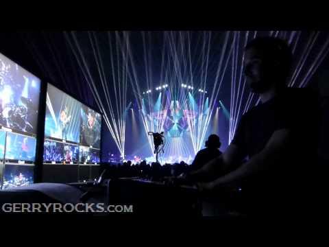 Muse,Survival, with Tom Kirk, LIVE, Allphones Arena, Sydney Australia 2013 (Final show)