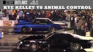 New Orleans Street Outlaws Kye Kelley Vs Animal Control