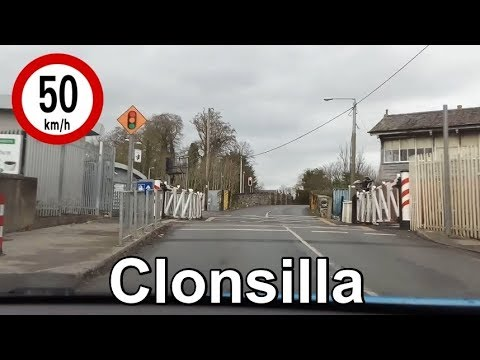 Dash Cam Ireland - Clonsilla, Dublin