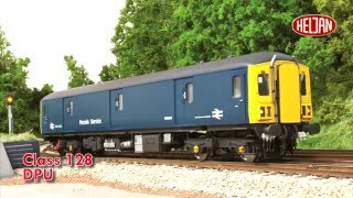 Heljan Class 128 DPU - reviewed in the May 2013 issue of British Railway Modelling