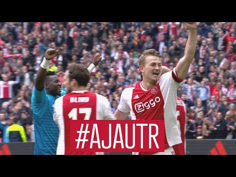 Feest in Arena na laatste fluitsignaal in Alkmaar