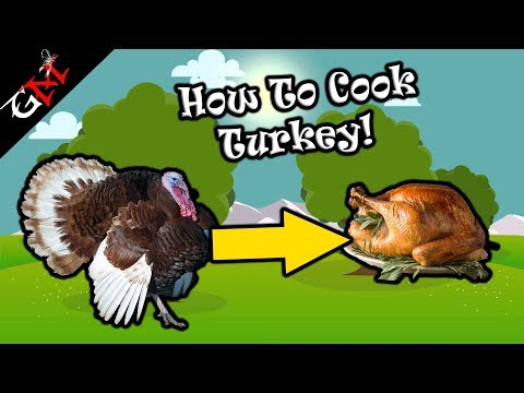 HOW TO COOK TURKEY IN OVEN | TURKEY COOKING SIMULATOR | ONLINE GAMES