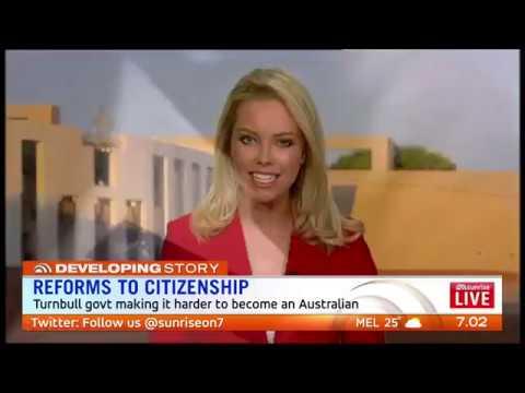 Tough new changes to the Australian citizenship test