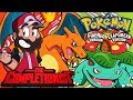 Pokemon FireRed & LeafGreen | The Completionist | New Game Plus