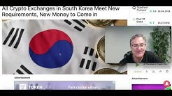 All South Korean Crypto Exchanges Meet New Requirements!