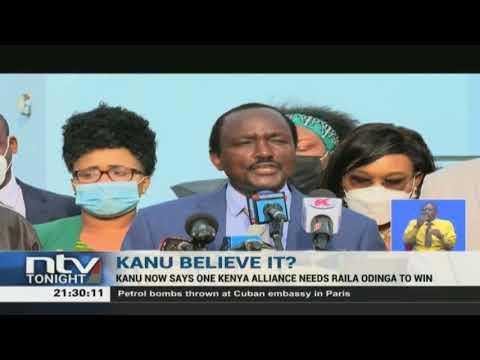 One Kenya Alliance needs Raila to win in 2022, says Moi
