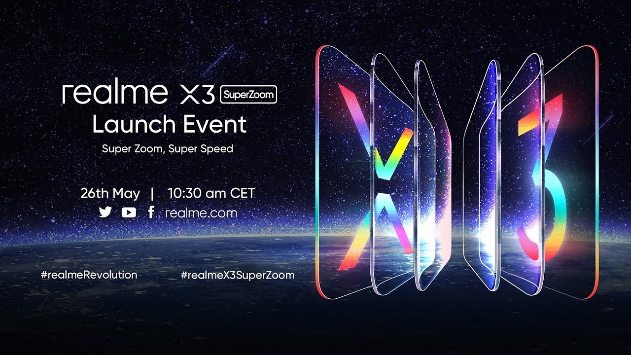 Realme X3 Superzoom With Up To 60x Zoom Now Official Revu