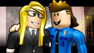 SAVING OFFICER ROOFUS' WIFE! ( A Roblox Jailbreak Roleplay Story)