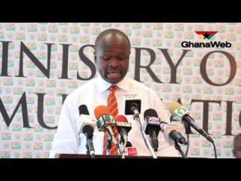 Meet the Press Series by Communications Ministry - Part1