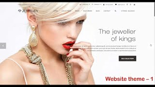 myPOS Ecommerce Modules - Web Site Sample Templates (Gems and Jewellery Samples)