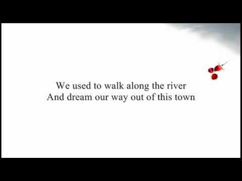 Richard Marx - Hazard (lyrics)