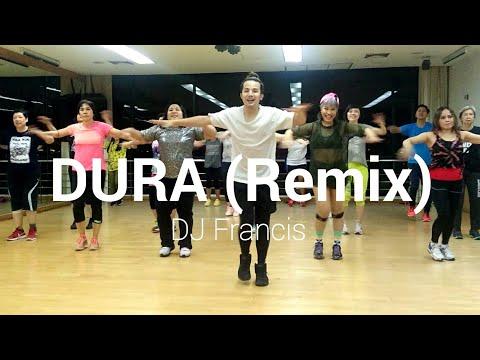 Dura (Remix) - DJ Francis | Zumba | By MiwMiw | The Diva Thailand