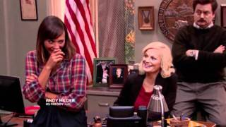 Parks And Recreation - Crazy Ira And The Douche