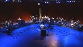 Jam de bateristas (Charles Gavin, Vera Figueiredo, Igor Cavalera, JMB e Tuto Ferraz)