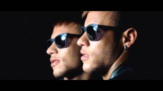 Backstage with neymar jr and police for 2016 eyewear photo-shoot