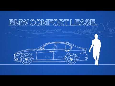 BMW Comfort Lease