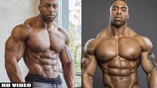 HUGE and Muscular | Micquel Wright Fitness Sensation and British Champion