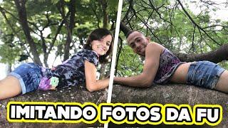 IMITANDO FOTOS DO LBUM DE 15 ANOS DA FU