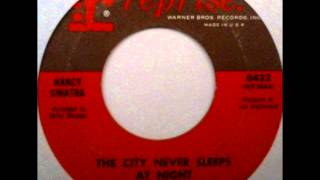 Watch Nancy Sinatra City Never Sleeps At Night video
