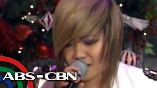 Kris TV: Charice sings on 'Kris TV'