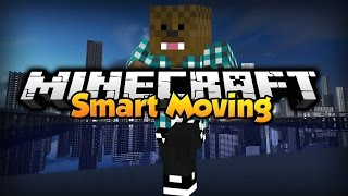 Minecraft Mod Showcase: Smart Moving 1.7.2