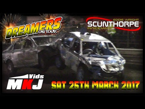 The Dreamers On Tour meeting - 25th March 2017 - MKJ Vids